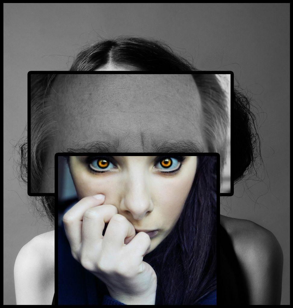 Disociacija fotka